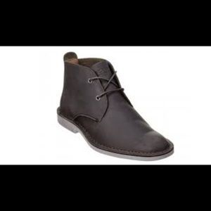 Men Sherry Leather Shoe. Excellent condition